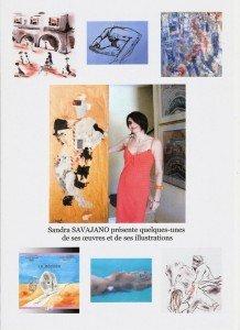 Philippe Parrot : Nouvelles : S COM HOM, Sandra Savajano y met aussi des mots ! dans Littérature 5-218x300