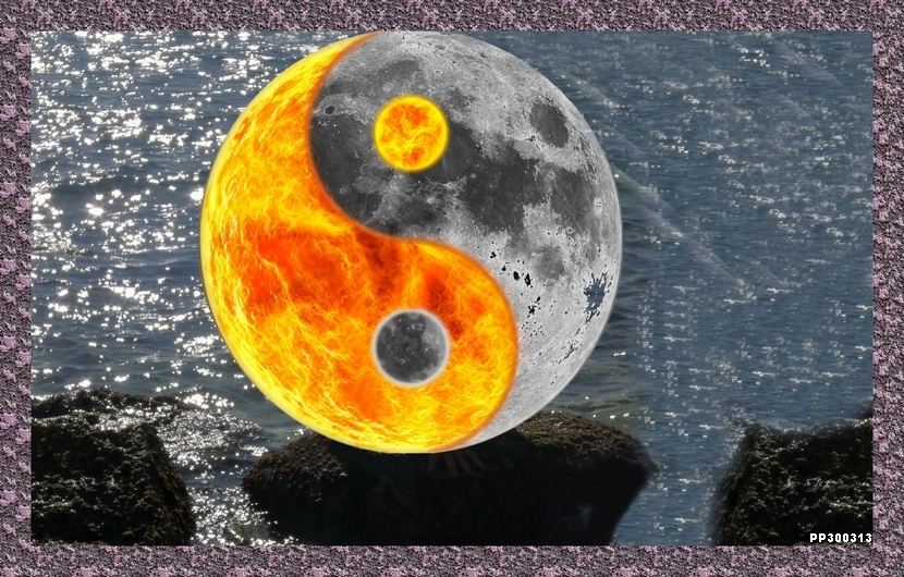 Philippe Parrot : Poème contemporain 21 : Ténèbres d'une vie - Yin. dans Poésie yin-et-yang-32