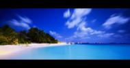 Philippe Parrot : Poème contemporain 23 : Notre île bleue