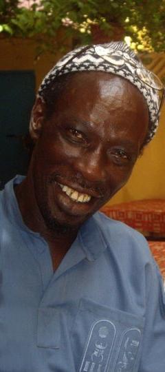 Khaly N'Diaye : Un peintre en quête du sens des signes. khaly-ndaye