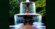 Philippe Parrot : Poème contemporain 111 : Toi, ma vivifiante fontaine !