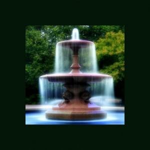 Toi, ma vivifiante fontaine