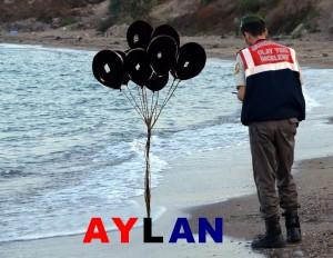 Ballons d'Aylan