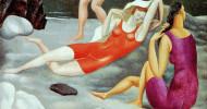 Philippe Parrot : Poème contemporain 125 : Femmes sur la plage