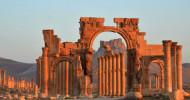 Philippe Parrot : Poème contemporain 121 : Il était une fois Palmyre…