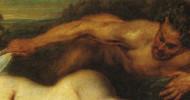 Philippe Parrot : Poème contemporain 143 : Satyre et nymphe