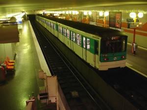 187 - Rêve d'amour dans le métro