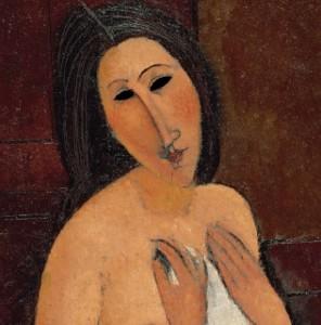 La Dame aux yeux noirs