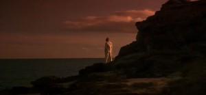 Homme face à la mer