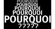 Philippe Parrot : Poème contemporain 206 : Pourquoi ?