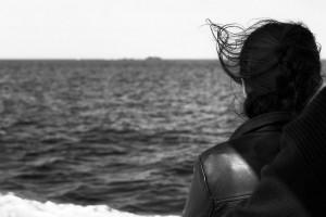 Pélerinage en bord de mer
