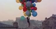 Philippe Parrot : Poème contemporain 218 : Le ballon rouge