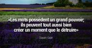 Philippe Parrot : Poème contemporain 228 : Puissance des mots