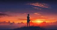 Philippe Parrot : Poème contemporain 253 : Quelle échappée derrière l'horizon ?