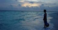 Philippe Parrot : Poème contemporain 277 : Jeune fille dans les flots