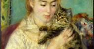 Philippe Parrot : Poème contemporain 295 : Ta chatte
