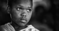 Philippe Parrot : Poème contemporain 319 : L'enfant noir