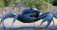Philippe Parrot : Poème contemporain 330 : Dans les pinces du Crabe