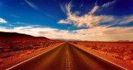 Philippe Parrot : Poème contemporain 443 : La route