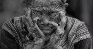 Philippe Parrot : Poème contemporain 463 : Destin des vieux