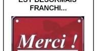 Philippe Parrot : 1,5 MILLION de lecteurs ! Le seuil est franchi. Merci !