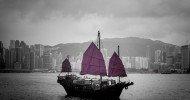 Philippe Parrot : Poème contemporain 489 : Port d'Asie